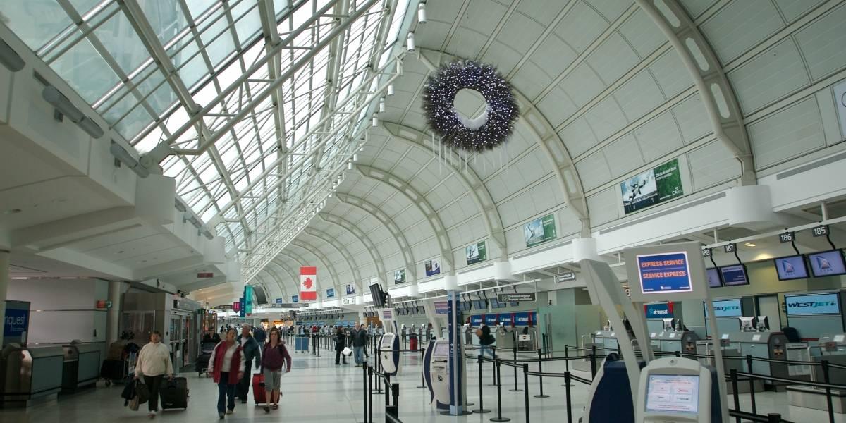 Inteligencia canadiense espía a los pasajeros de avión que usan el Wi-Fi gratuito