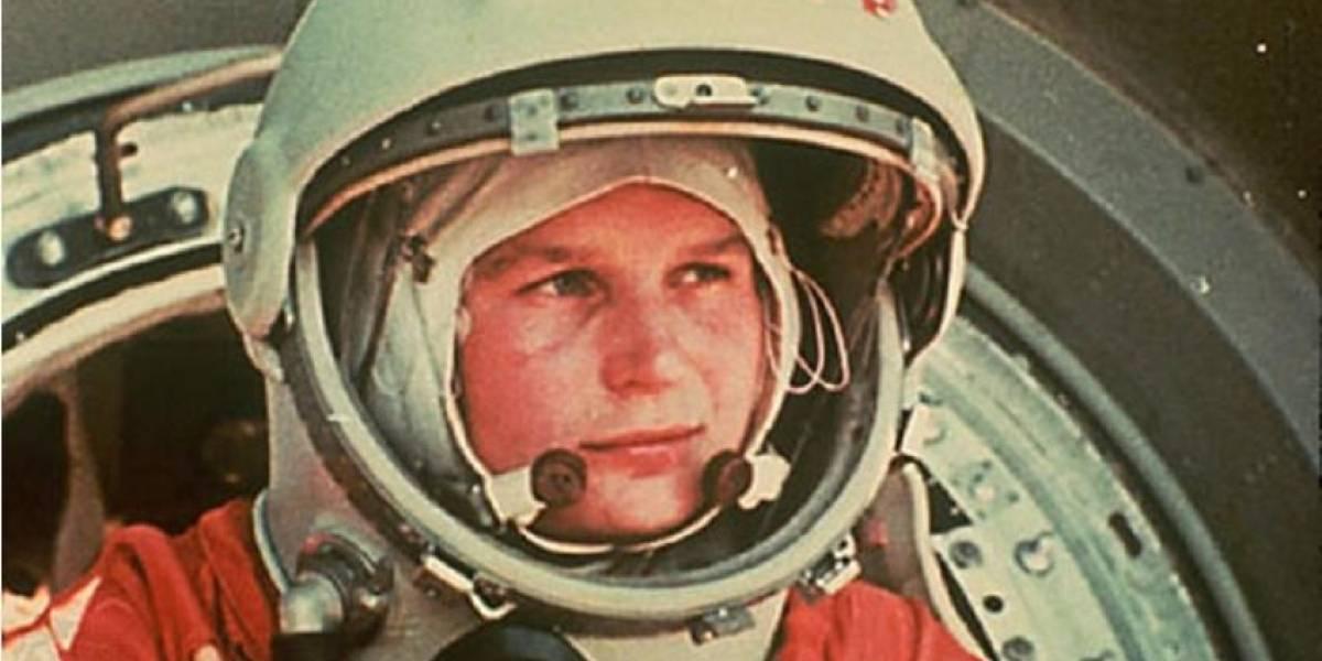 Hoy se cumplen 50 años de la primera mujer que viajó al espacio