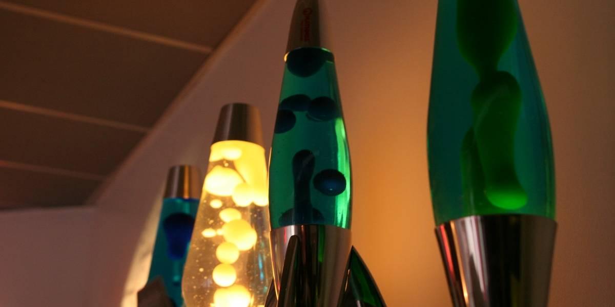 Instalarán en Londres lámpara de lava de 200 litros por sus 50 años