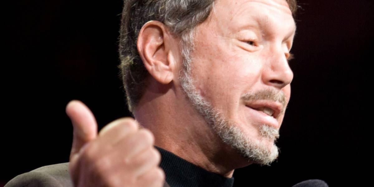 Larry Ellison: Es imposible que Oracle y HP sigan trabajando juntas