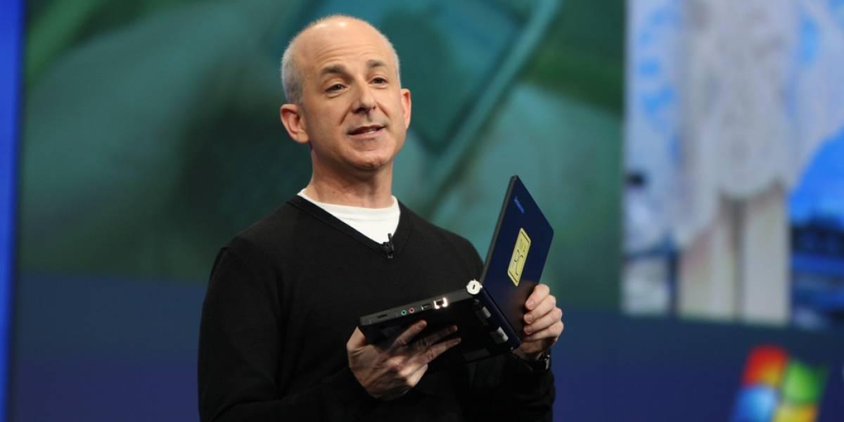 El presidente de la división de Windows abandona Microsoft tras 23 años en la empresa