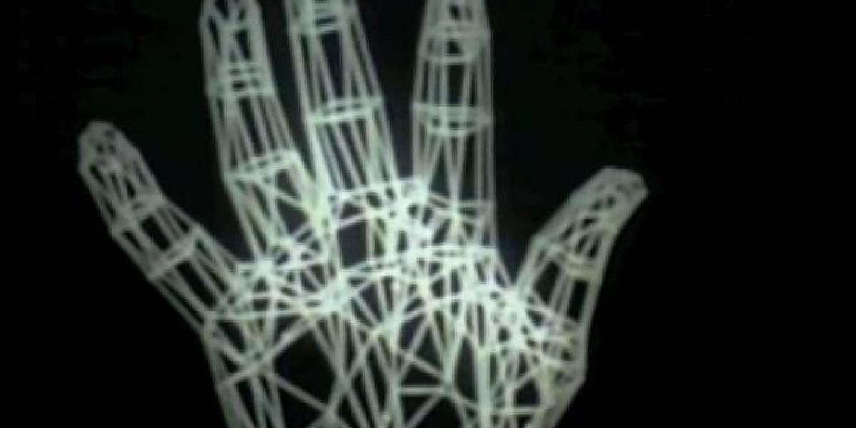 A Computer Animated Hand: La primera película con Render 3D de la historia