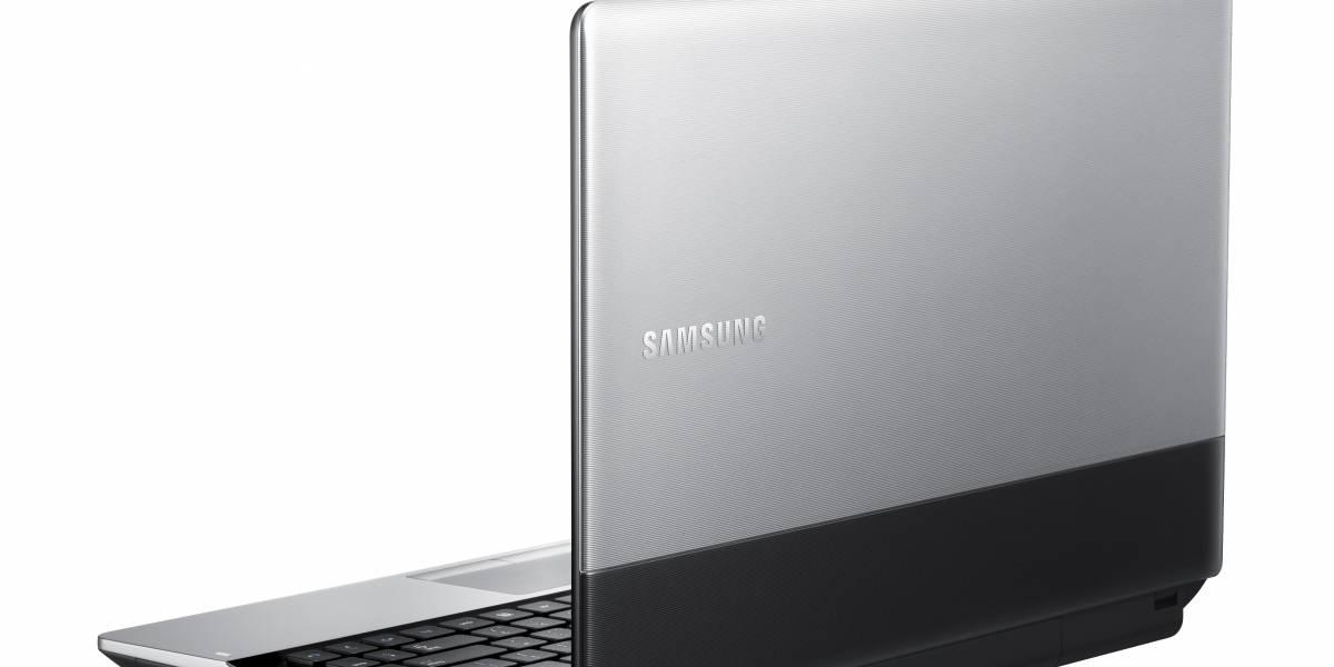 Samsung NP300E4C a primera vista