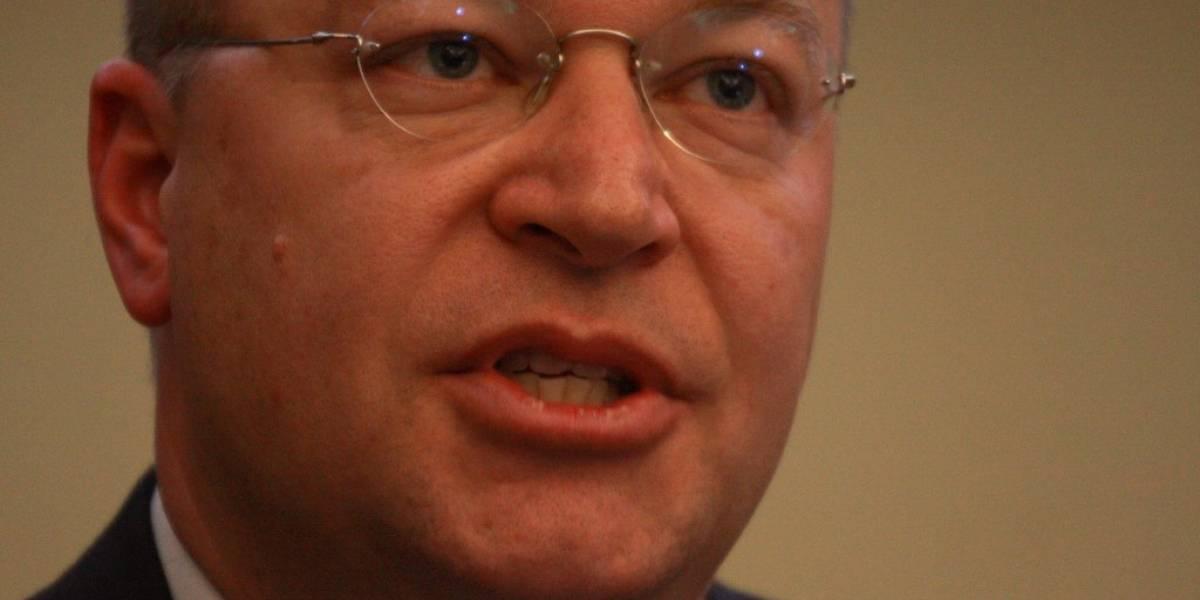 La competencia de Elop al interior de Microsoft para ser el próximo CEO
