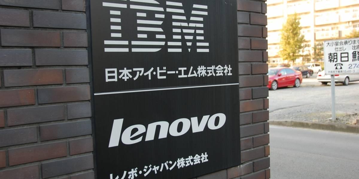 Lenovo compra el negocio de servidores x86 de IBM por USD$2.300 millones