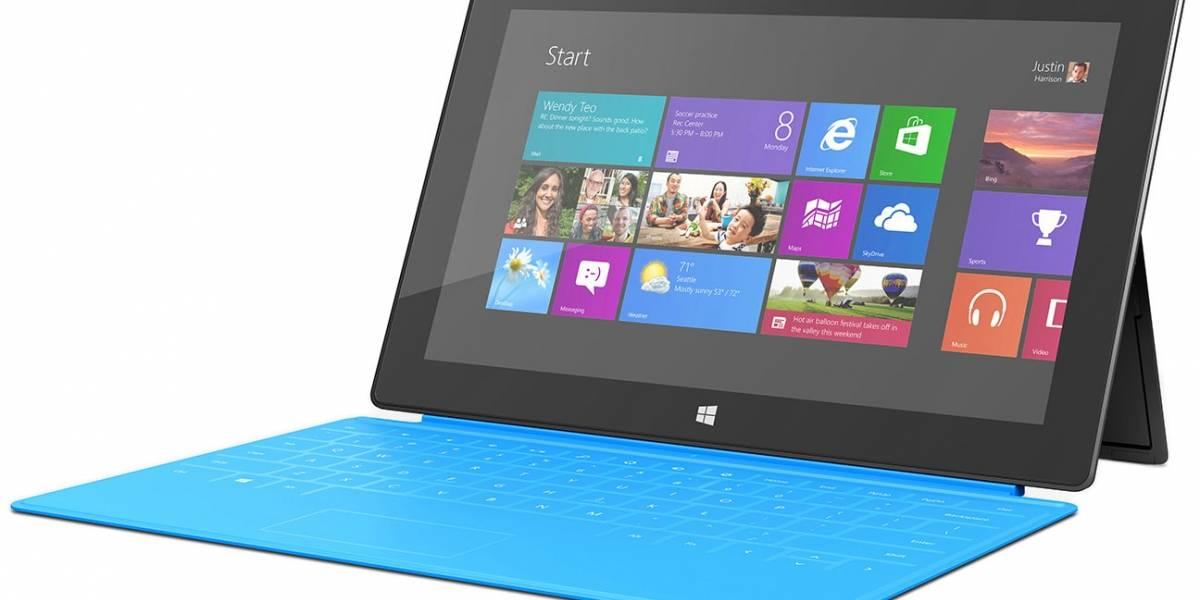 Windows RT no podrá ser actualizado a Windows 10