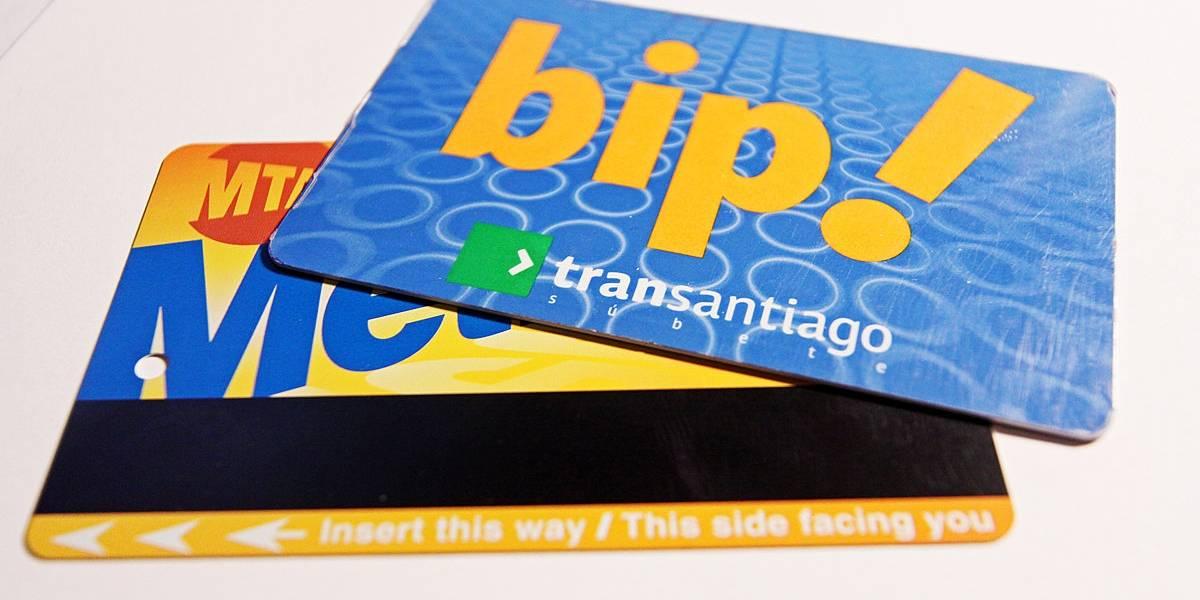 Autoridades comenzaron a bloquear tarjetas Bip! recargadas ilegalmente