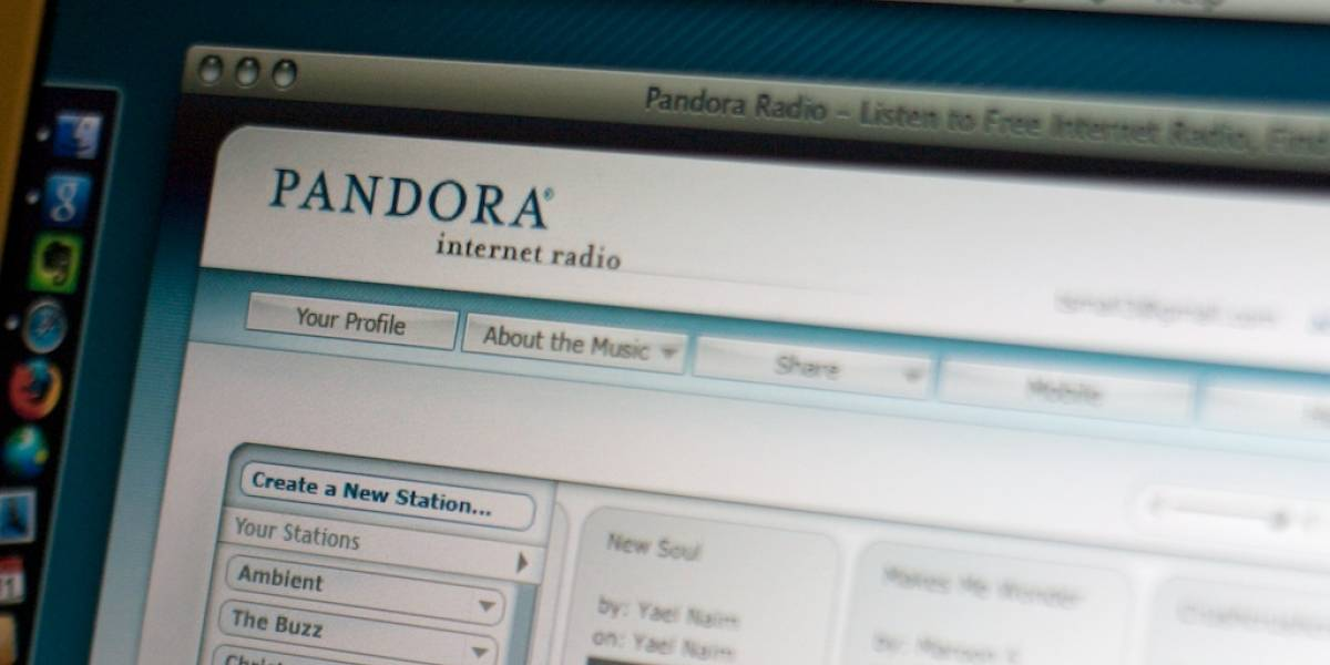 Pandora busca deducir la postura política de sus usuarios por la música que escuchan