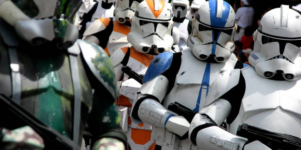 Todos los sonidos de Star Wars en dos minutos