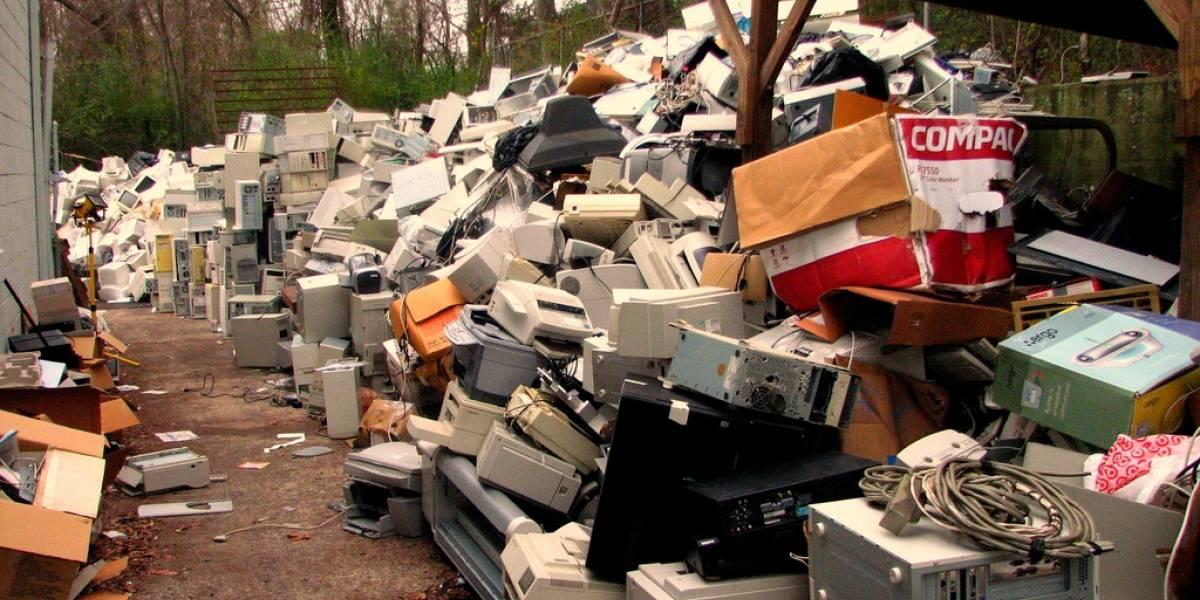 México es el segundo país en América Latina en generar basura electrónica