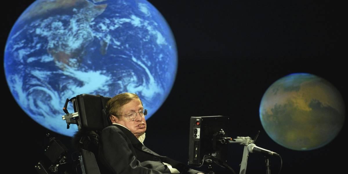 Intel quiere ayudar a Stephen Hawking para que pueda comunicarse mejor