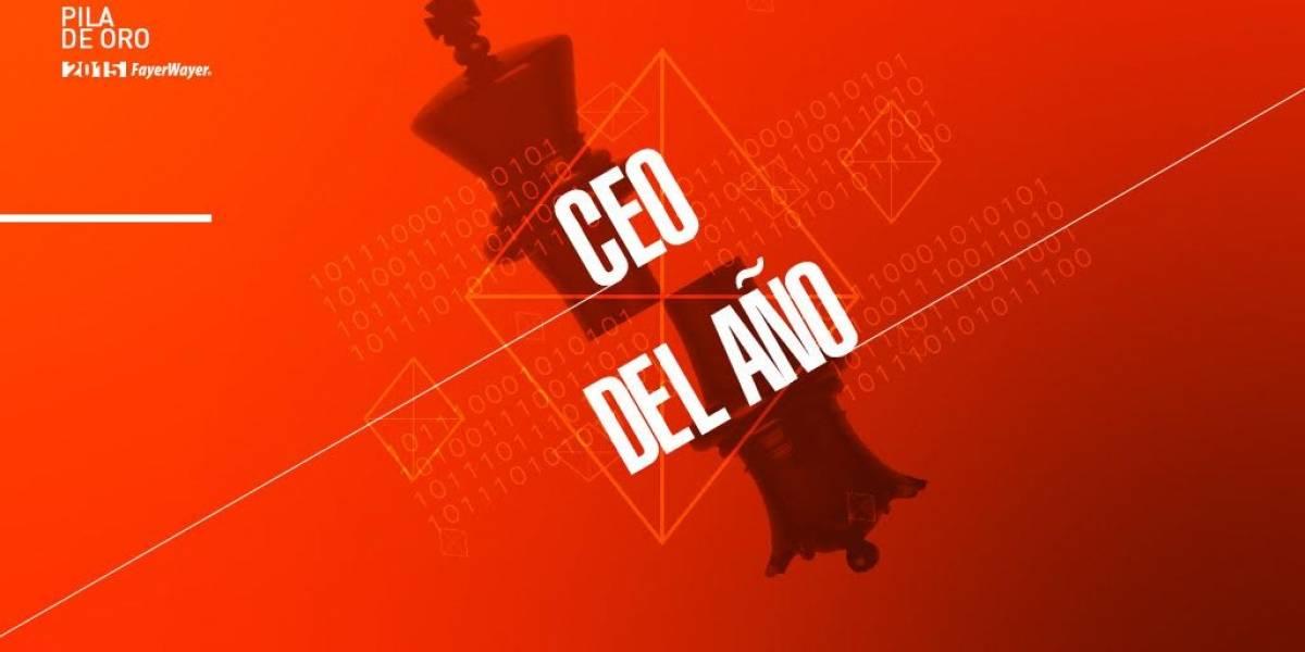Vota por el CEO del año [Pila de Oro]