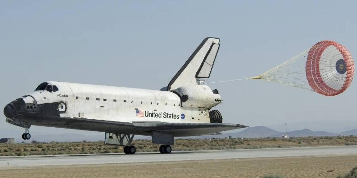Imperdible: Imágenes de la misión STS-125