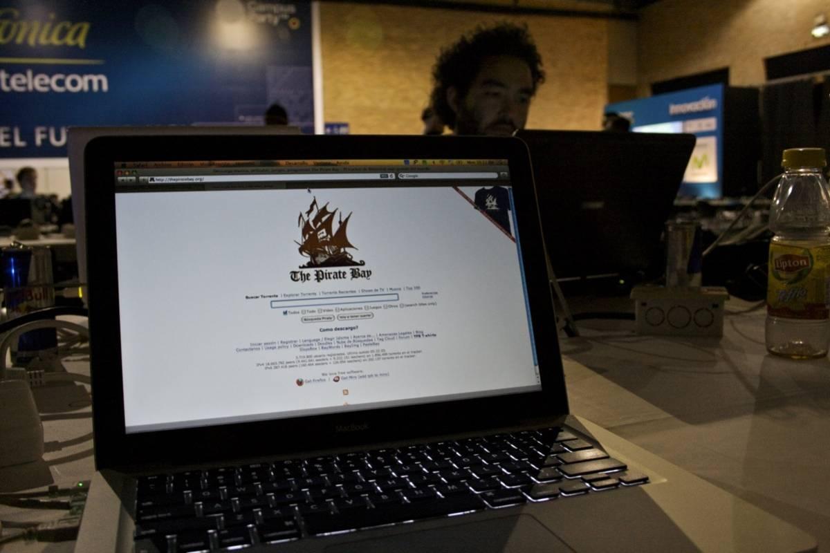 The Pirate Bay ahora es oficialmente peruano