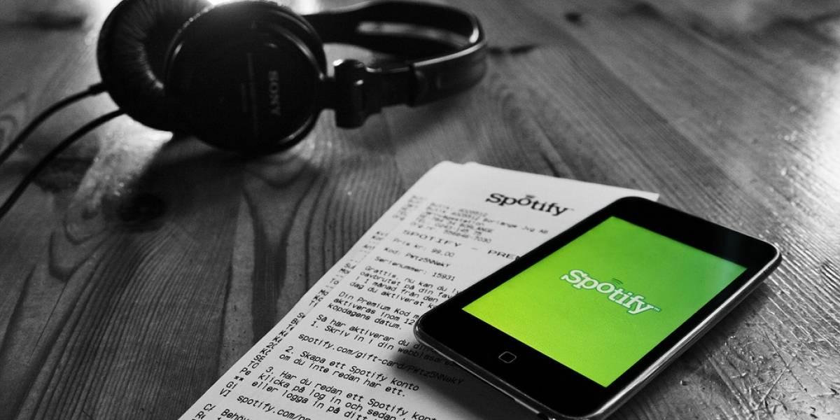Spotify alcanza un 25% de usuarios de pago