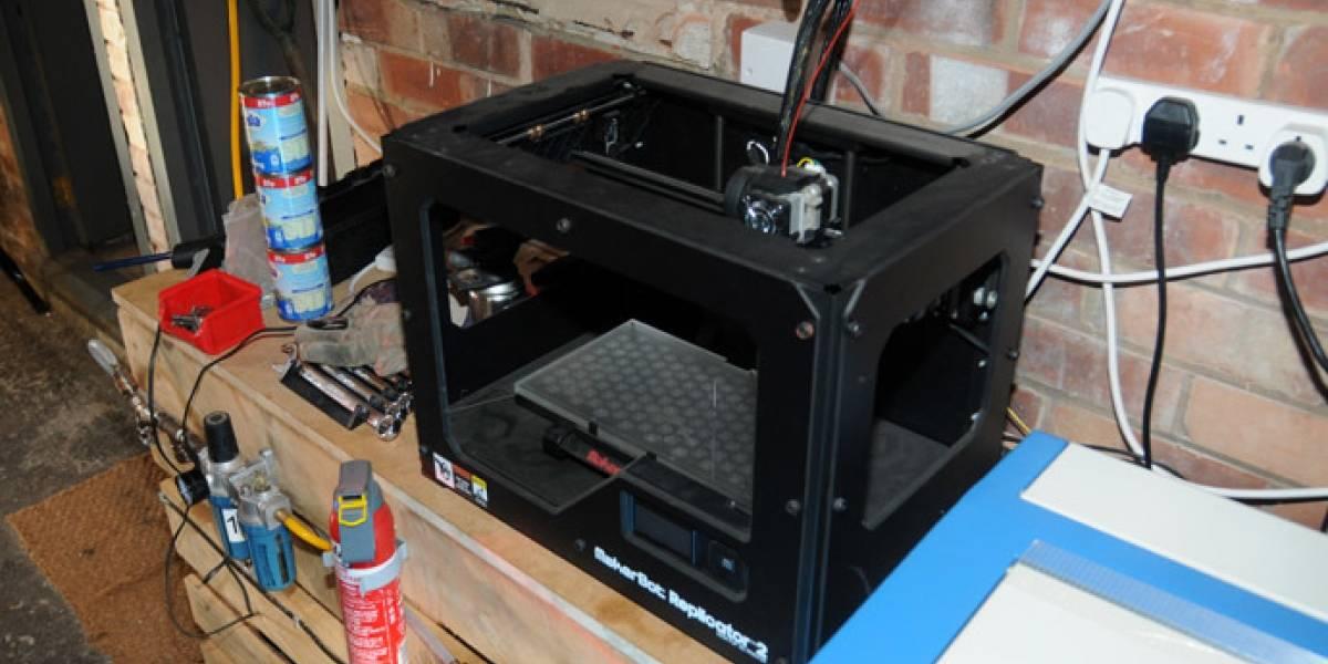 Policía británica confunde piezas impresas en 3D con arma