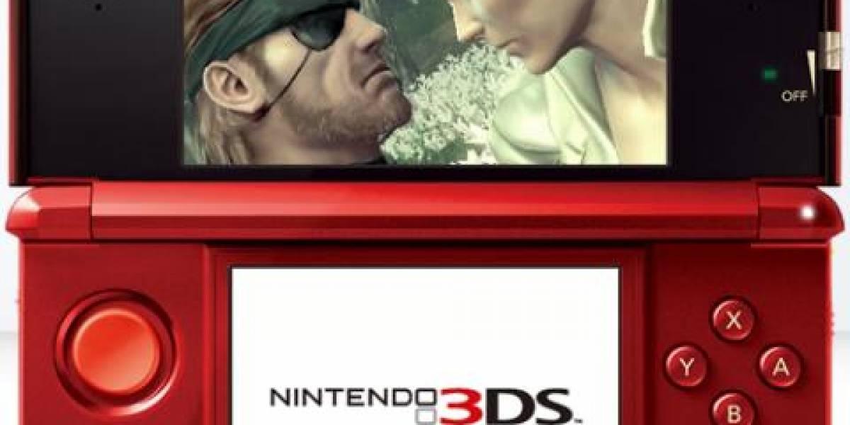 Nintendo advierte de peligros de la 3DS a la vista de los menores de seis años