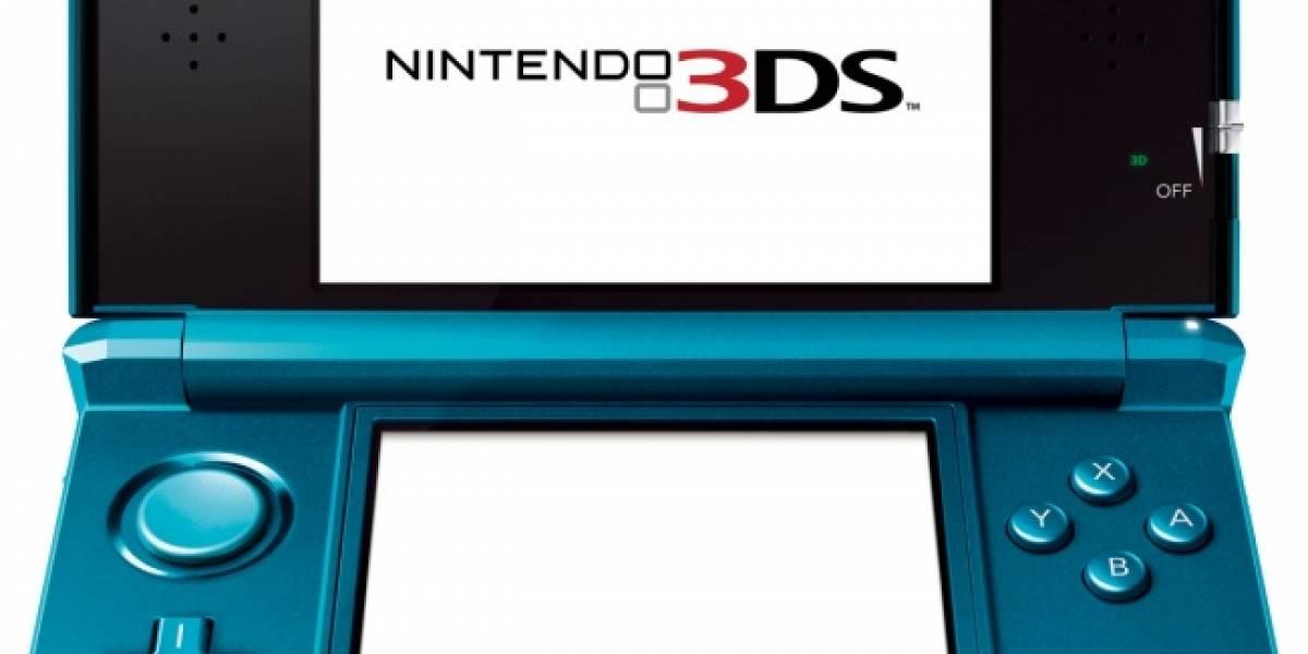 La Nintendo 3DS será cámara 3D y tendrá segunda palanca