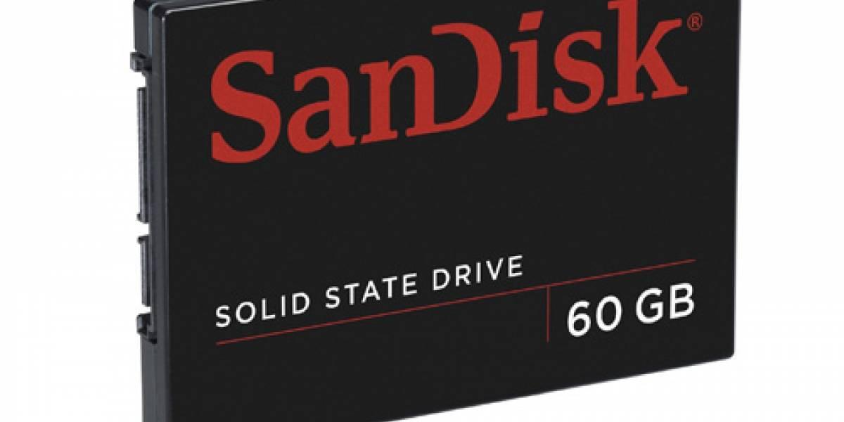 CES09: Sandisk G3, el futuro del almacenamiento SSD