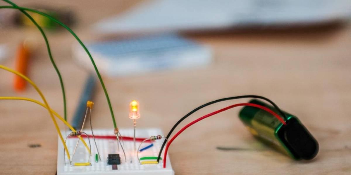 Taller de Electrónica Creativa en Stgo MakerSpace el sábado 31 de agosto