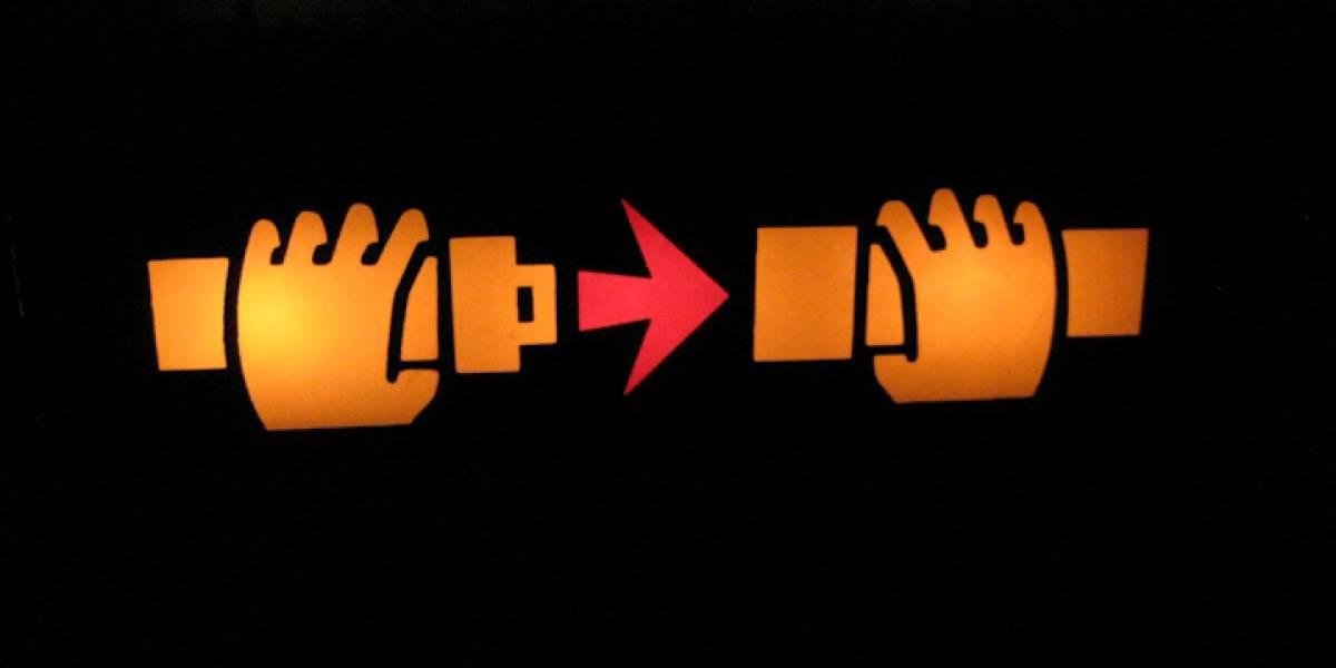 El origen de... el cinturón de seguridad