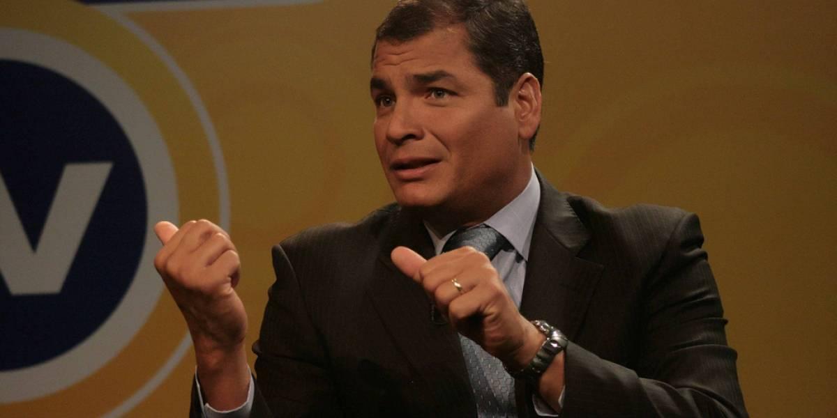 El presidente de Ecuador acusa ciberataque desde el extranjero