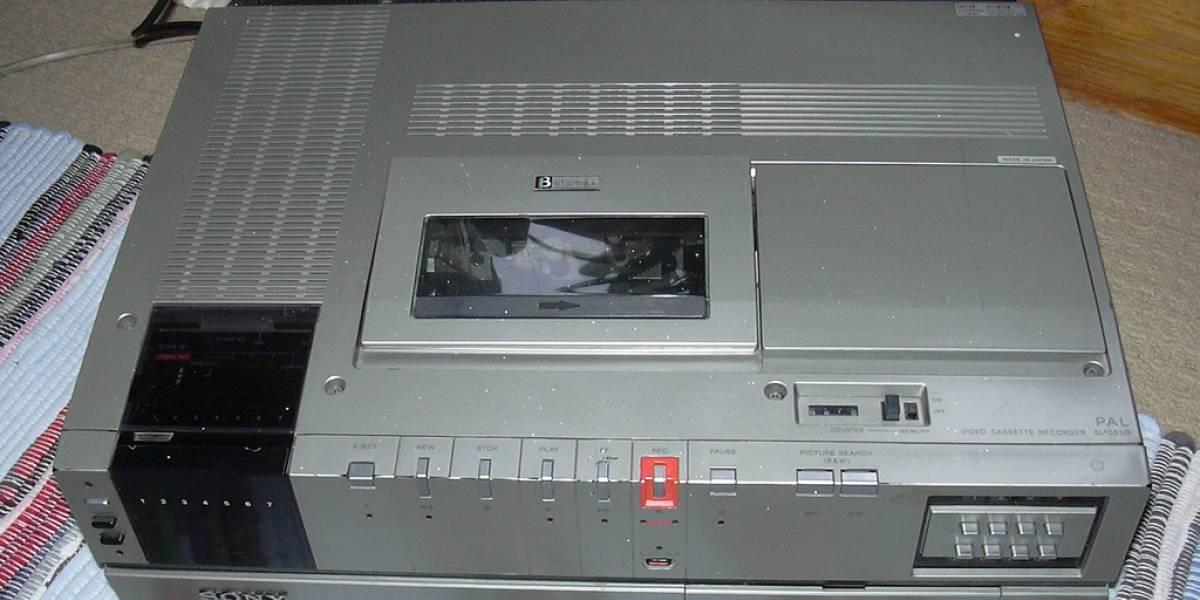 ¿Quien mató al Betamax? La pornografía fue o la duración de las cintas también