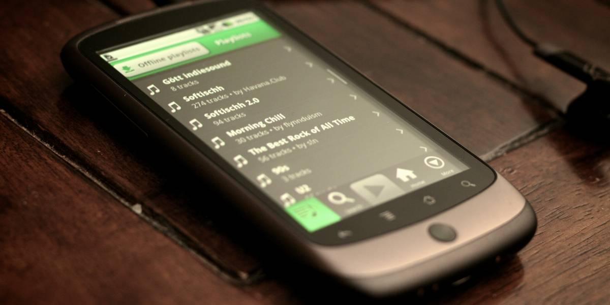 Spotify planea lanzar su servicio gratuito en dispositivos móviles