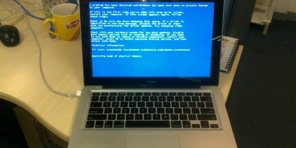 ¿Que notebook es el más confiable para usar Windows? Un MacBook