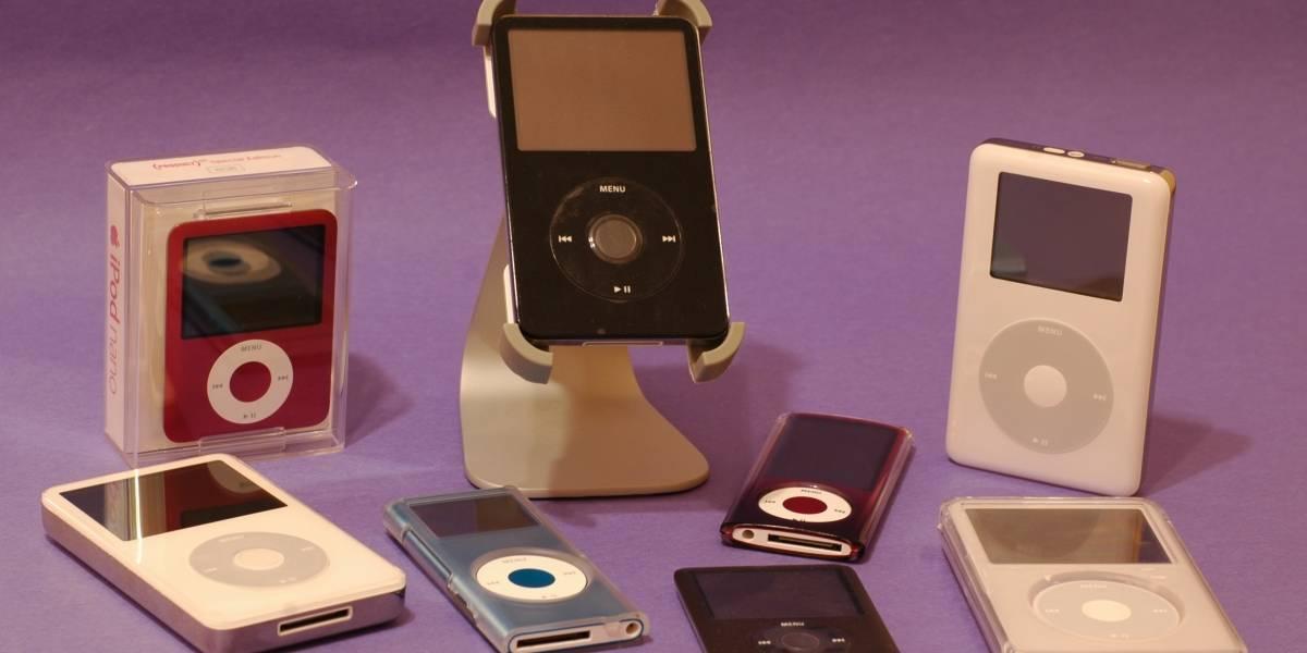 Apple deberá pagar USD$ 3,3 millones por infringir patente de rueda pulsable del iPod
