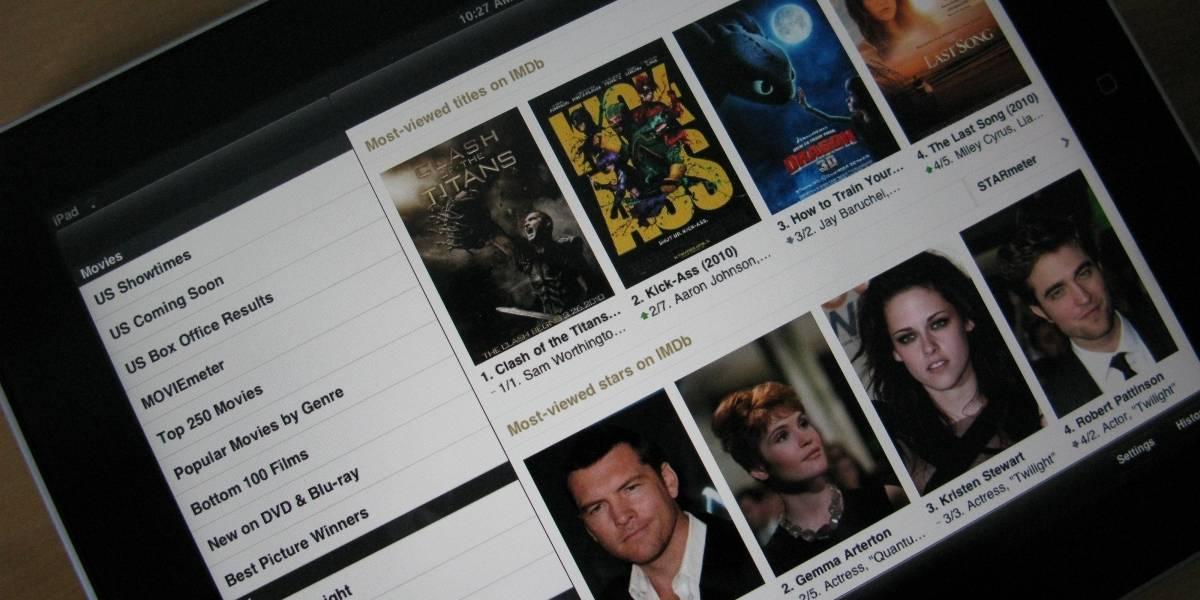 China desbloquea inesperadamente IMDb.com al interior del país