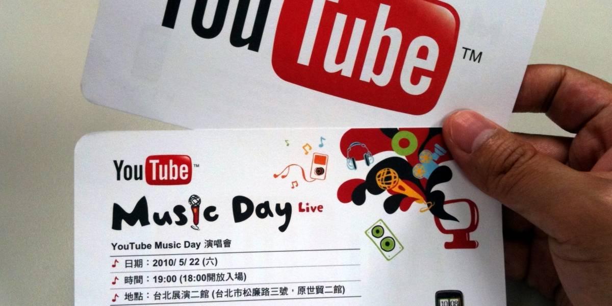 YouTube lanza biblioteca de canciones libres para que usuarios las inserten en sus videos