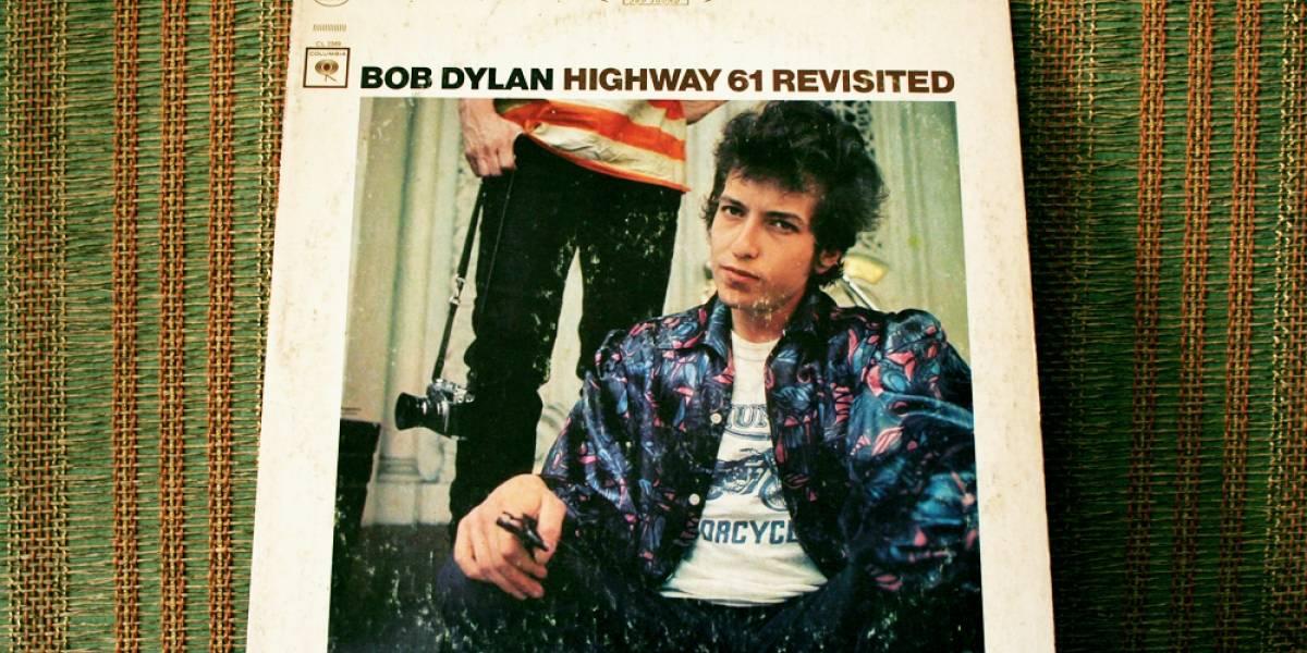 "Bob Dylan lanza videoclip interactivo de ""Like a Rolling Stone"""