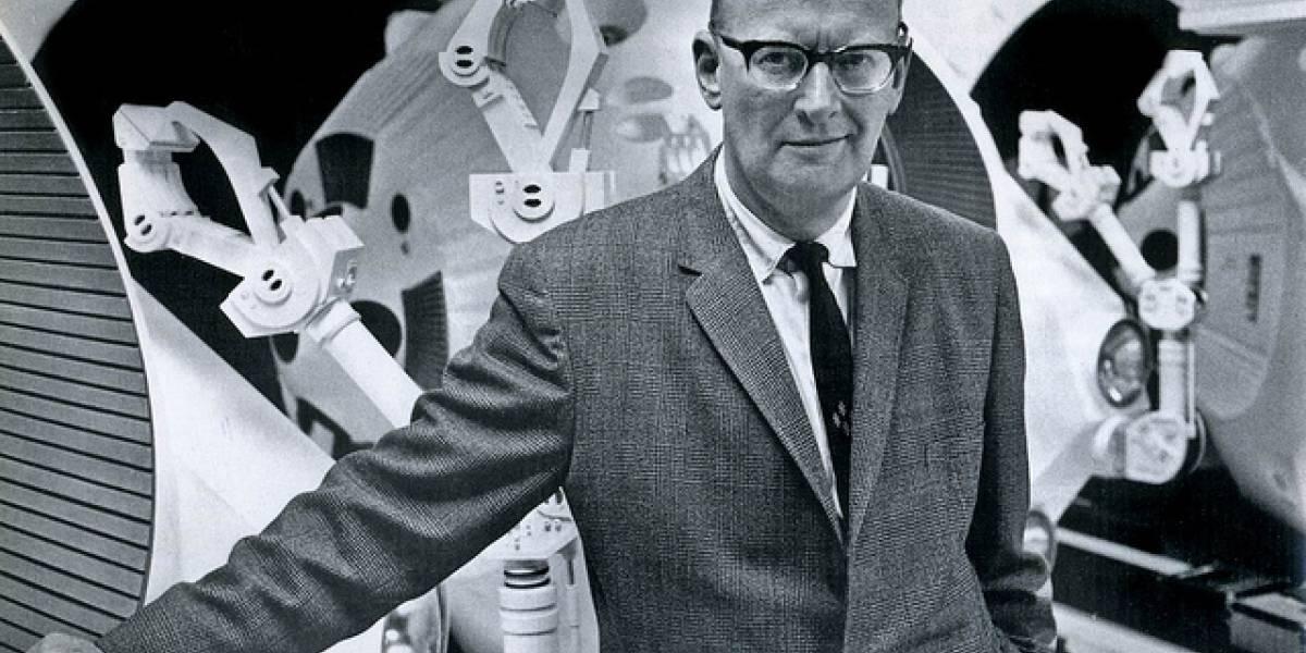El escritor Arthur C. Clarke describió el futuro de internet en 1974