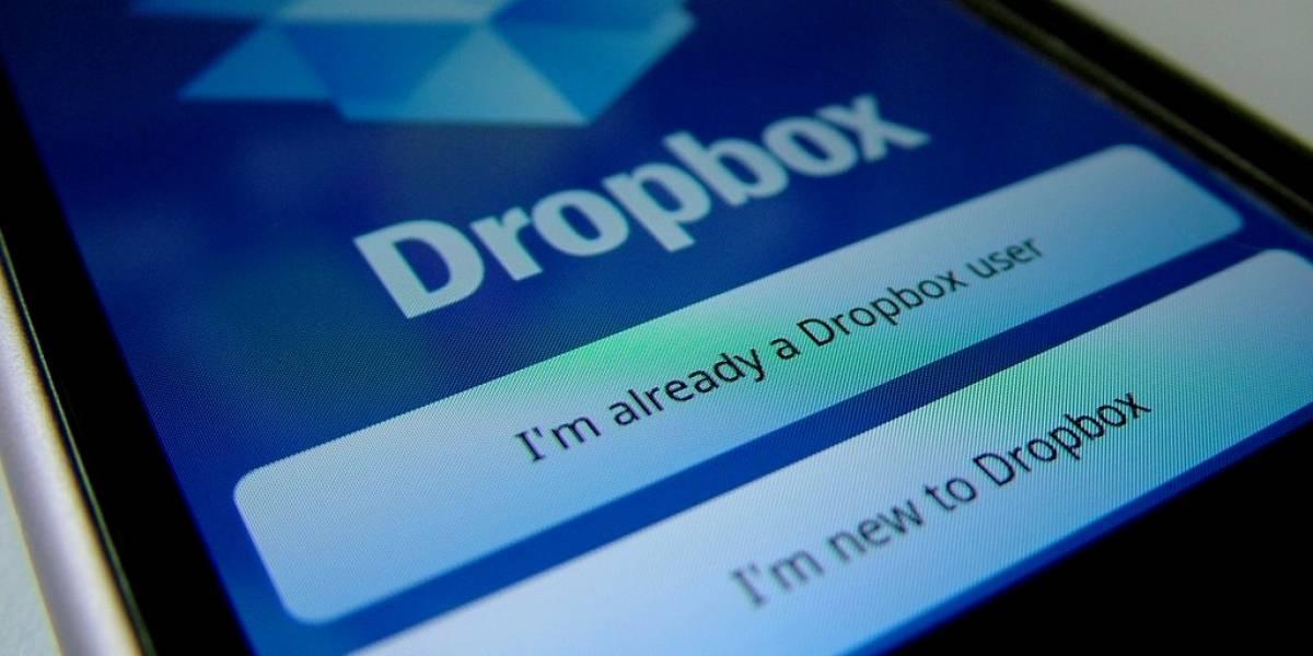Dropbox caído temporalmente... ¿o atacado por hackers?