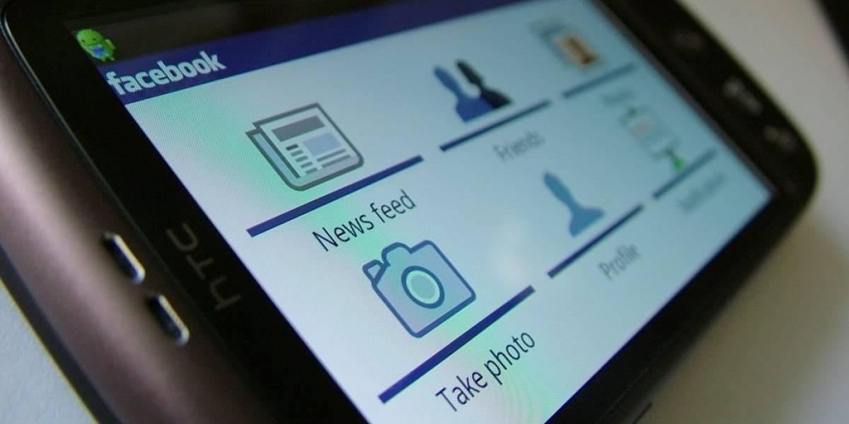 Facebook lanza servicio para facilitar los pagos a través del celular