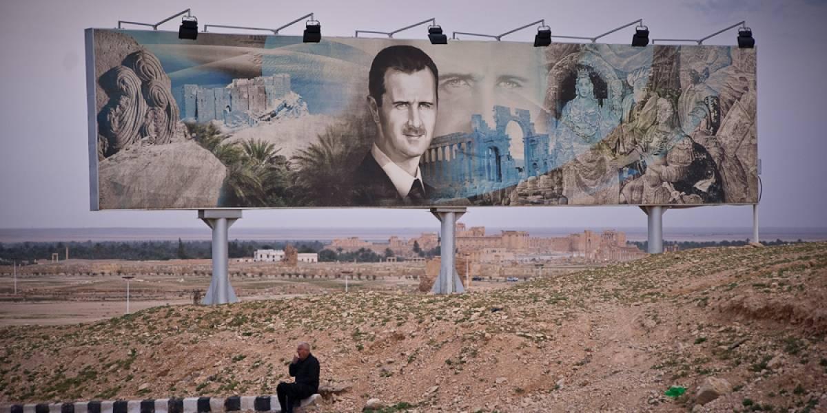 Bashar Al Assad desconectó a Siria de Internet
