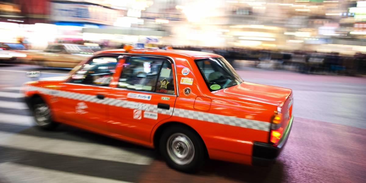 Taxis de Tokio implementarán alarmas en caso que pasajeros olviden algo dentro