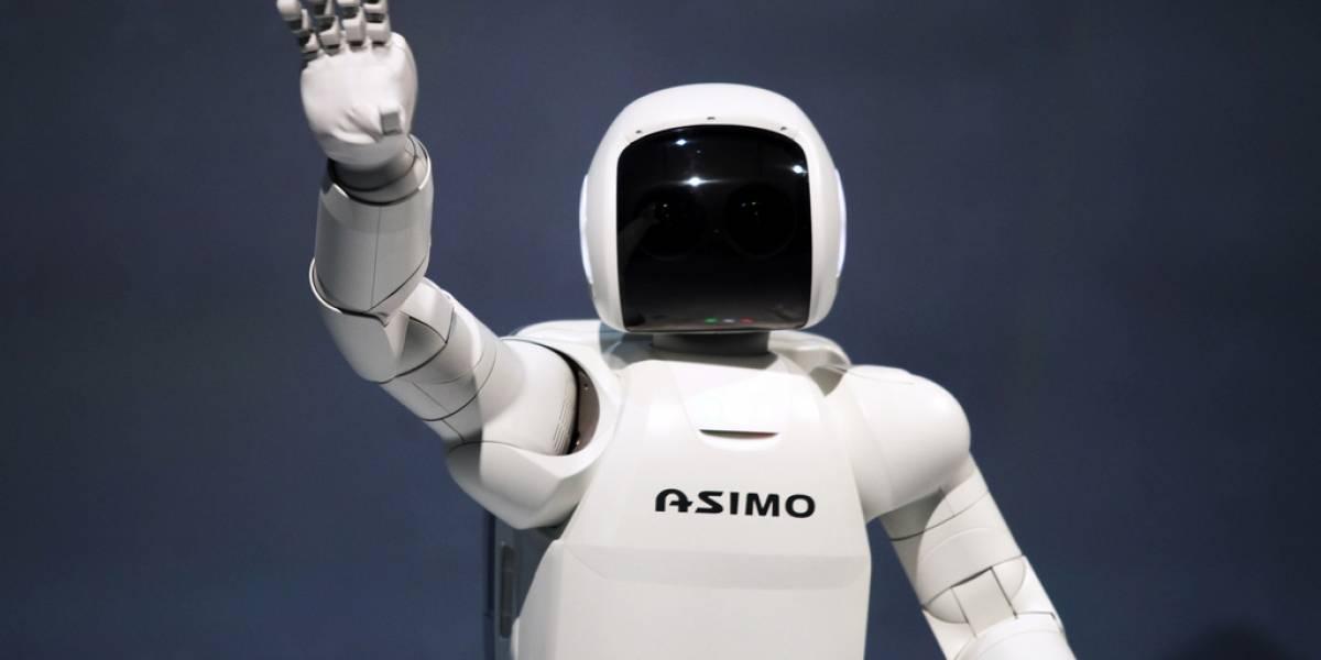 El próximo robot ASIMO podría ser chileno