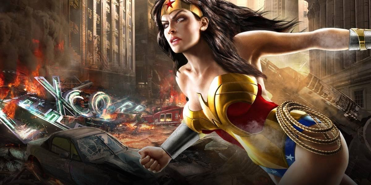 Película de Wonder Woman se queda sin directora
