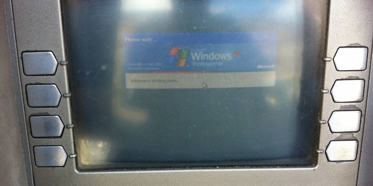 Bancos le pagarán a Microsoft para extender soporte de Windows XP en cajeros automáticos
