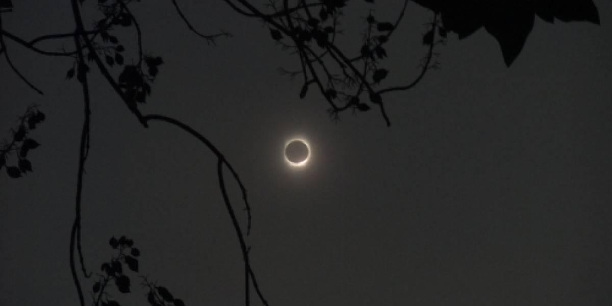 Imperdible: Imágenes del eclipse solar más extenso del siglo