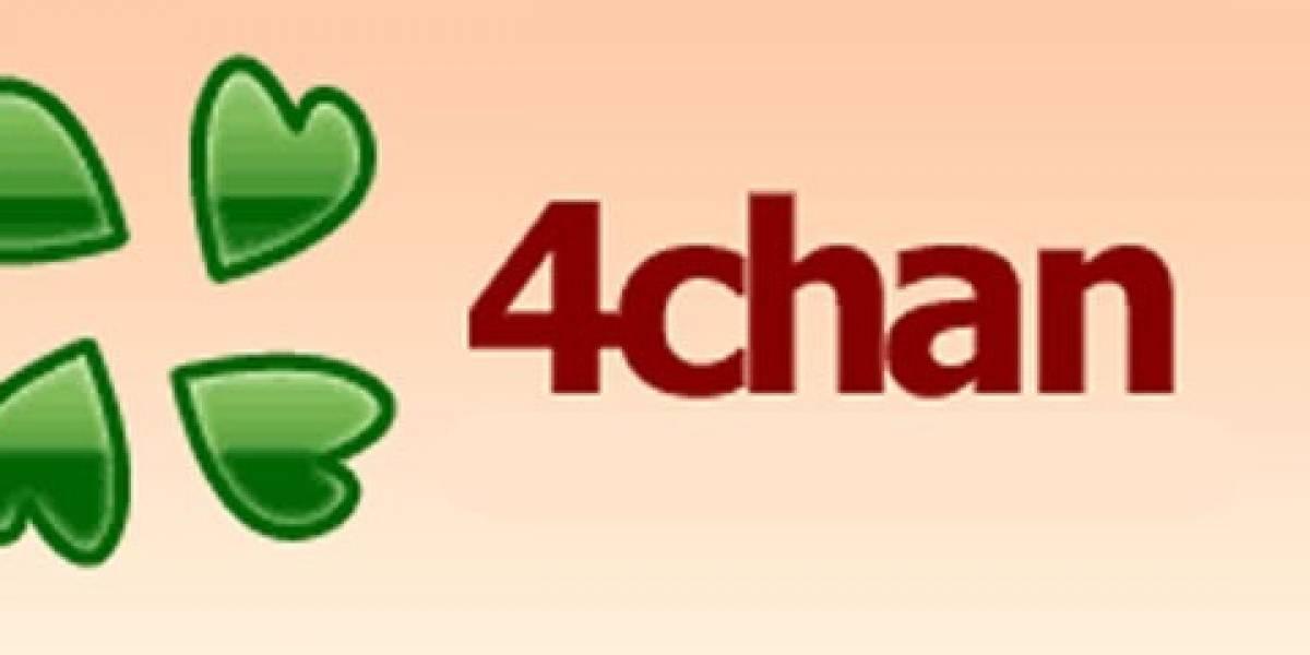 4Chan sufrió ataque DDoS