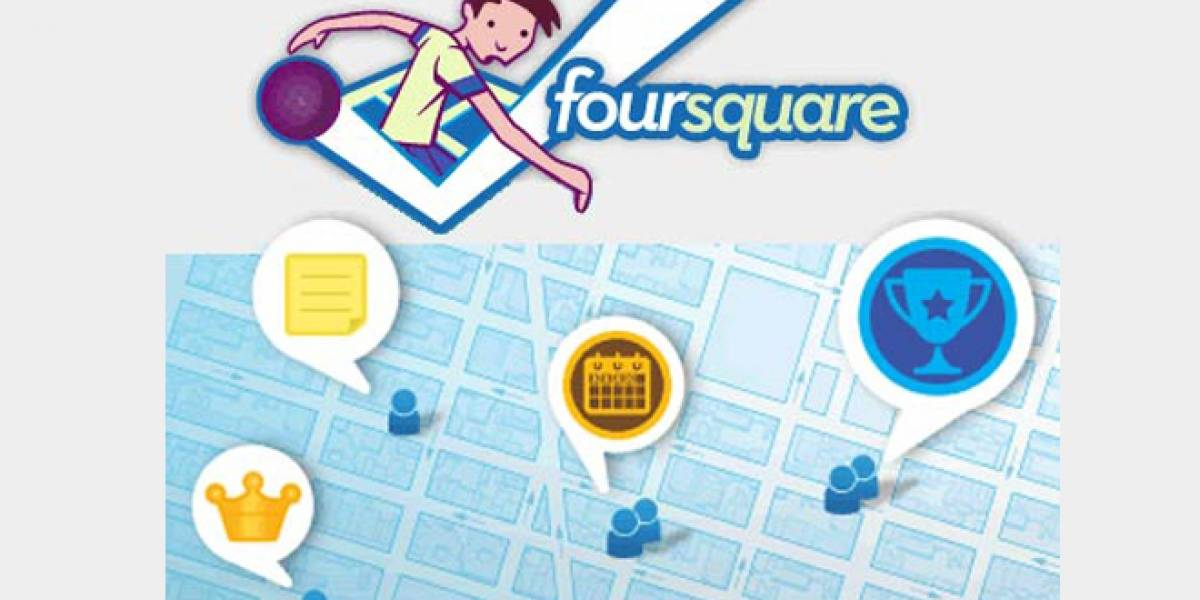 Foursquare permitirá la verificación de establecimientos en todo el mundo