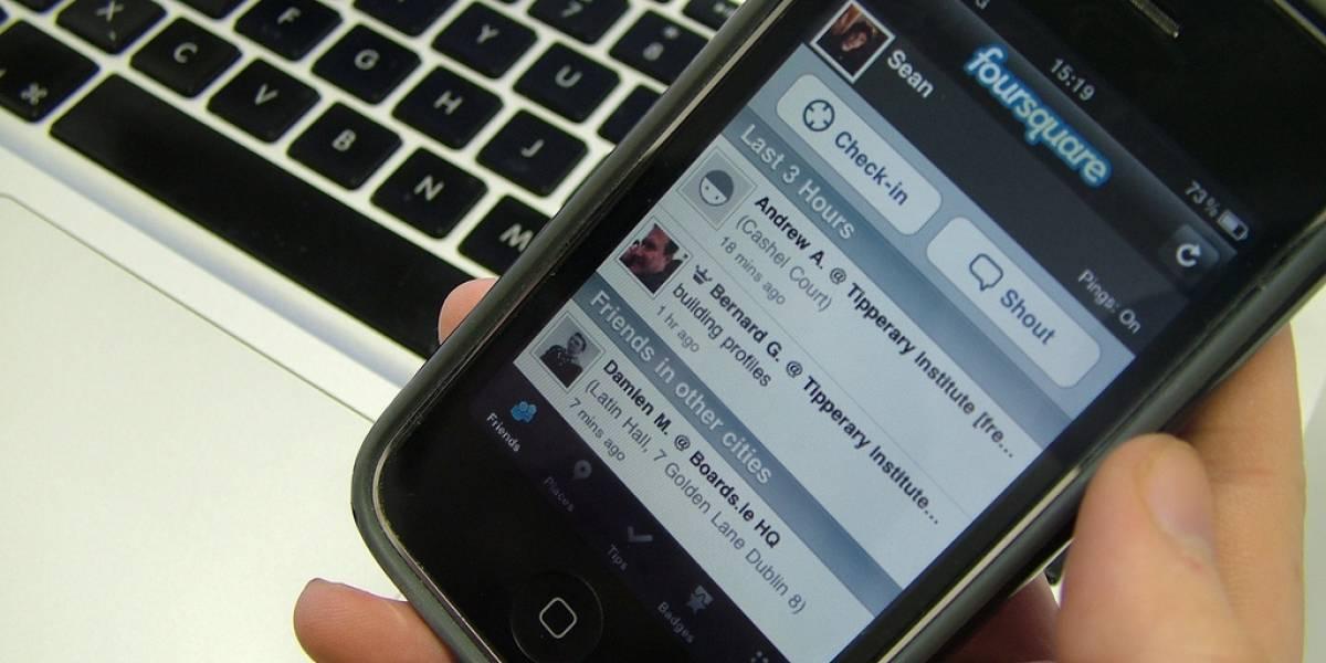 Microsoft invierte USD$15 millones en Foursquare