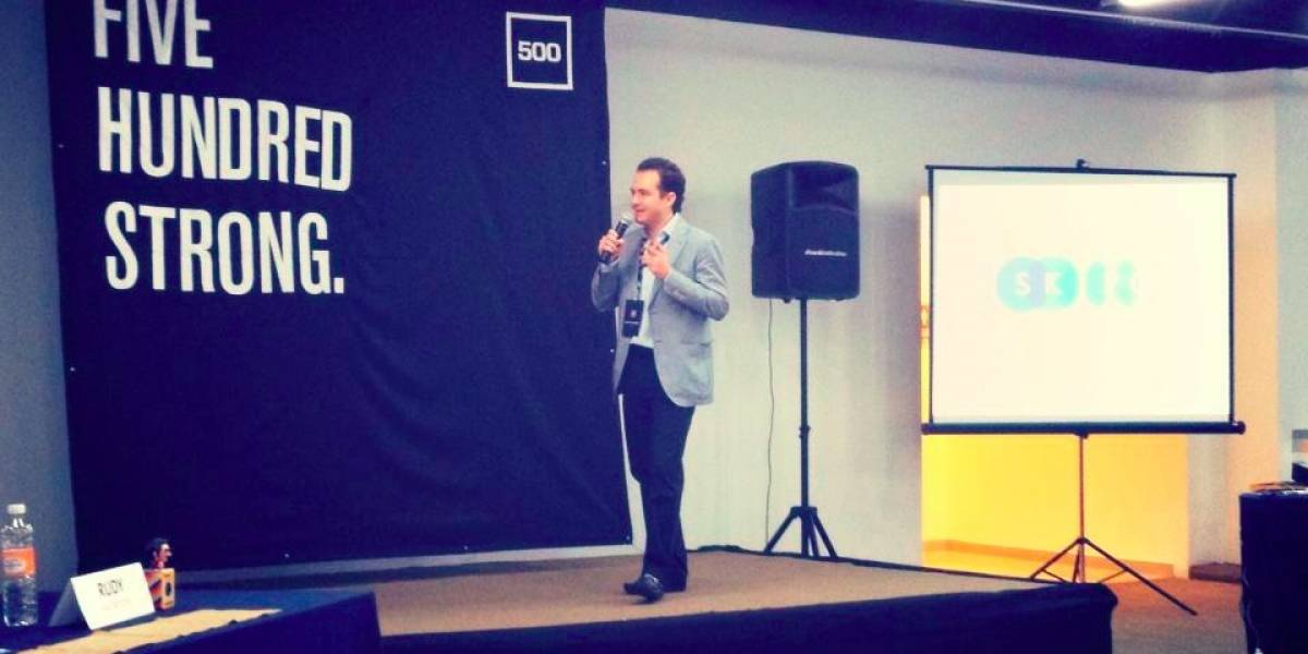 Nuevas tecnologías y startups en presentación de 500 Mexico City
