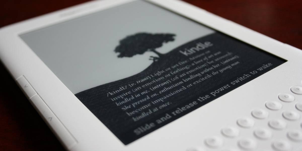 Amazon dejará sin conectividad a los Kindle del 2012 y anteriores