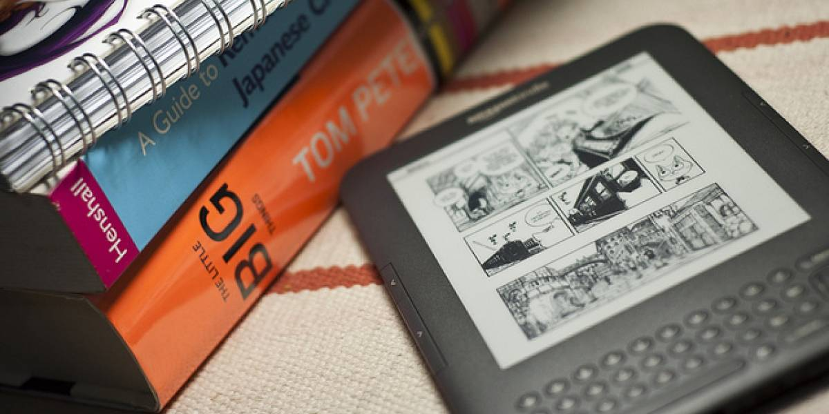 Kindle dañaría computadoras con Windows 10 Anniversary Update