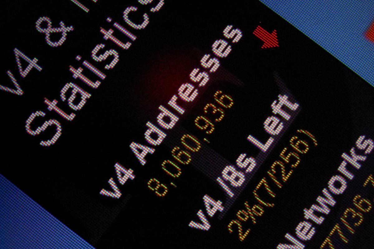 El día ha llegado: América del Norte se ha quedado sin direcciones IPv4