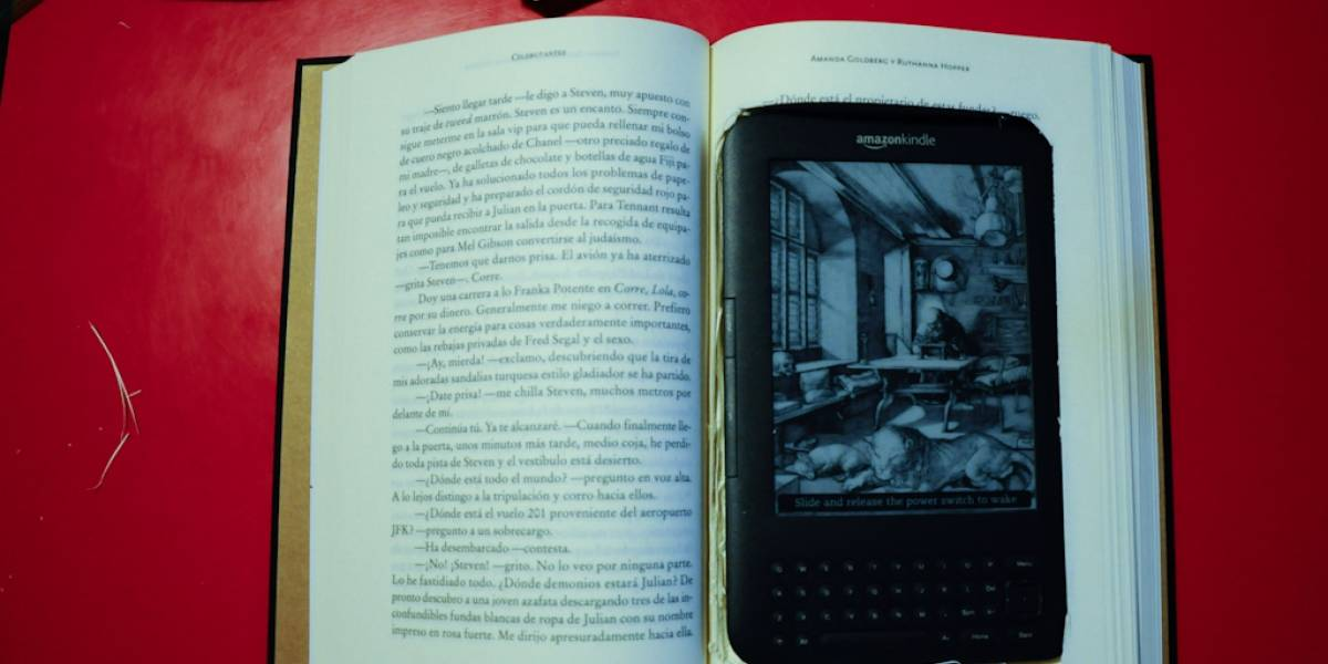 Nuevo DRM de libros electrónicos modifica el texto de la historia cuando se copia